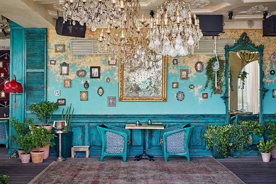 Restaurant Kazbek