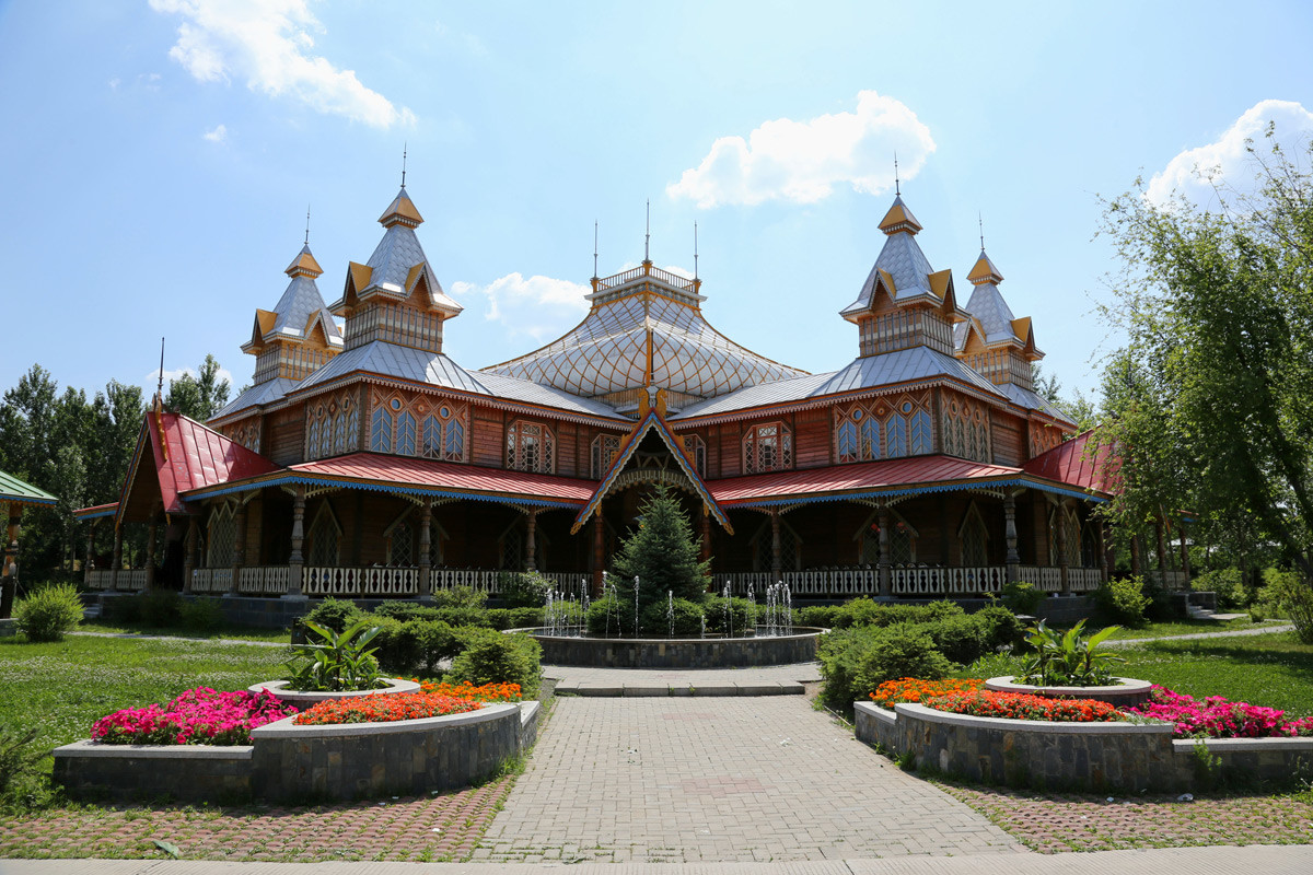 Volga Manor.