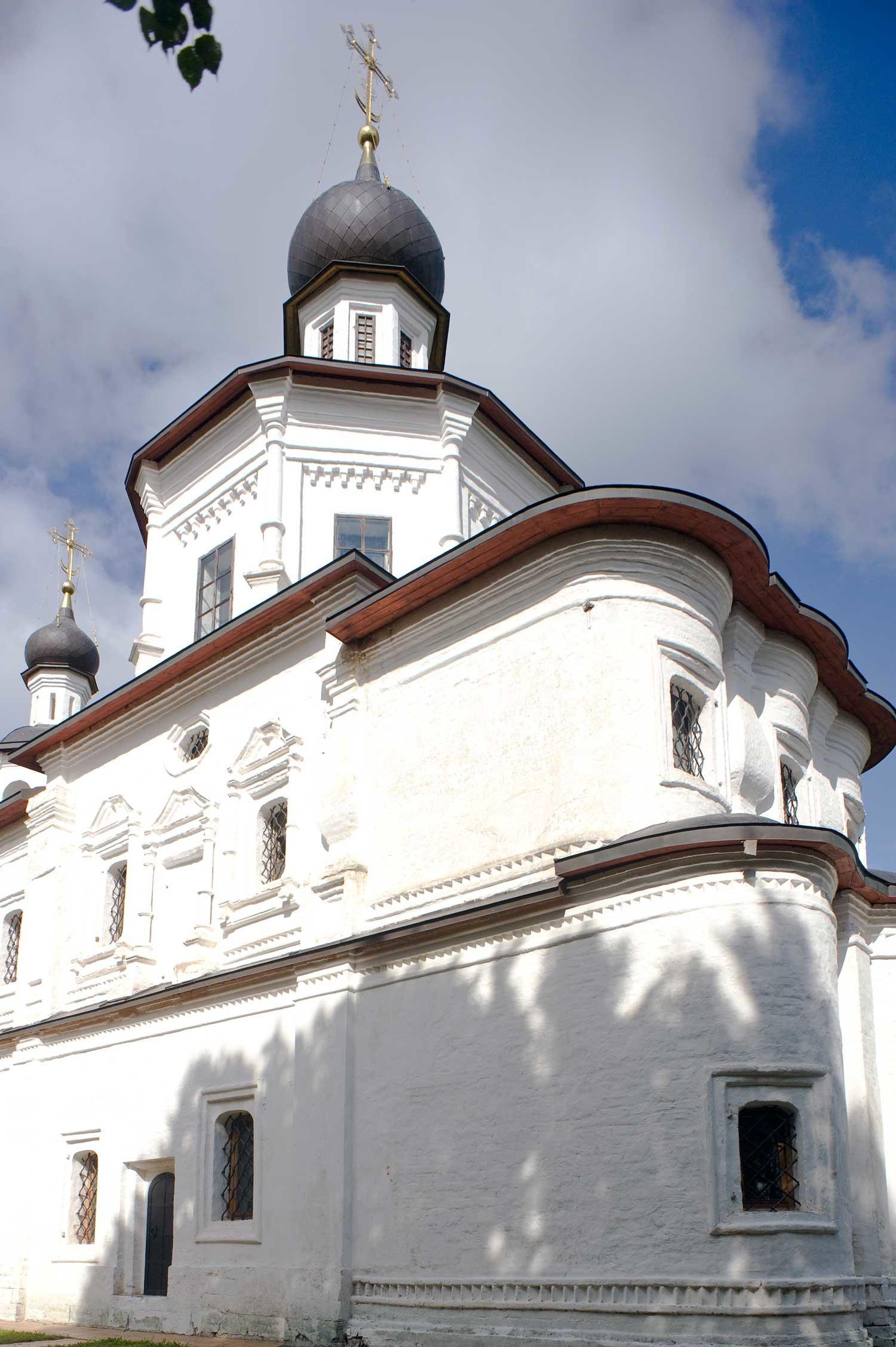 Iglesia del Icono de Nuestra Señora de Smolensk. Vista sureste. 21 de agosto de 2012.