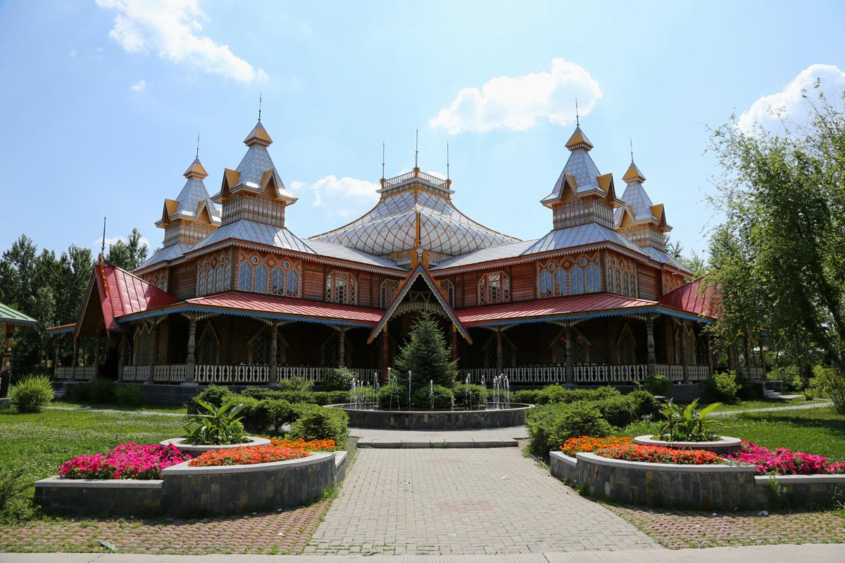 Dvorec Volga