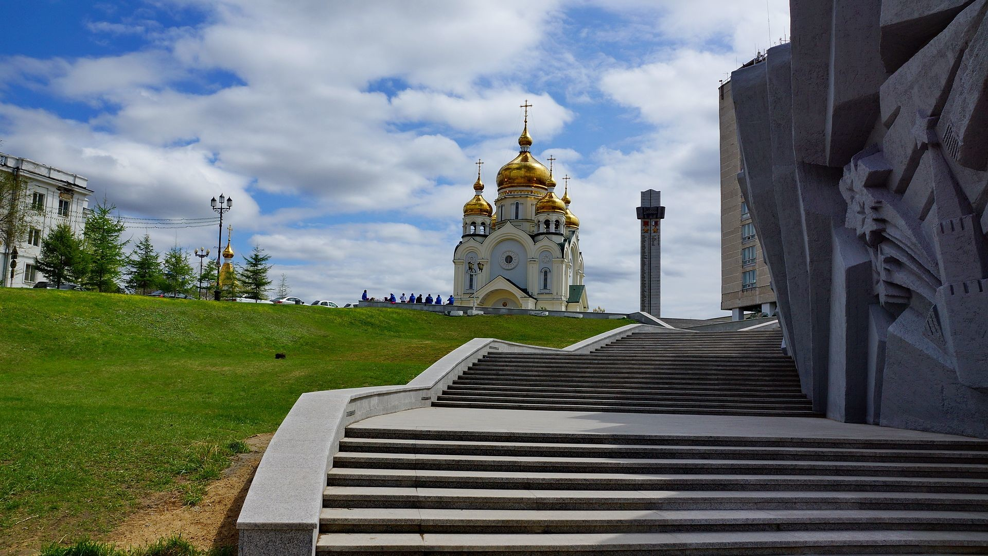 Habarovsk, Kirovski rajon