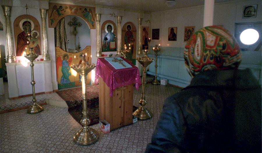 Плаващата православна катедрала