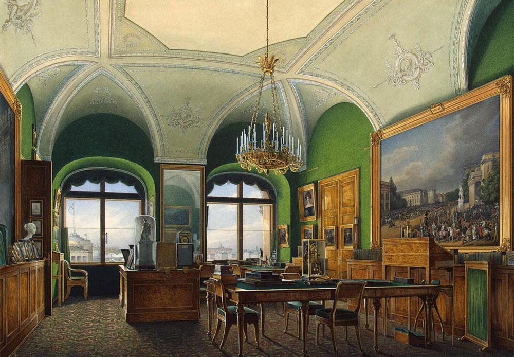 La gran sala (sala Nicolás).