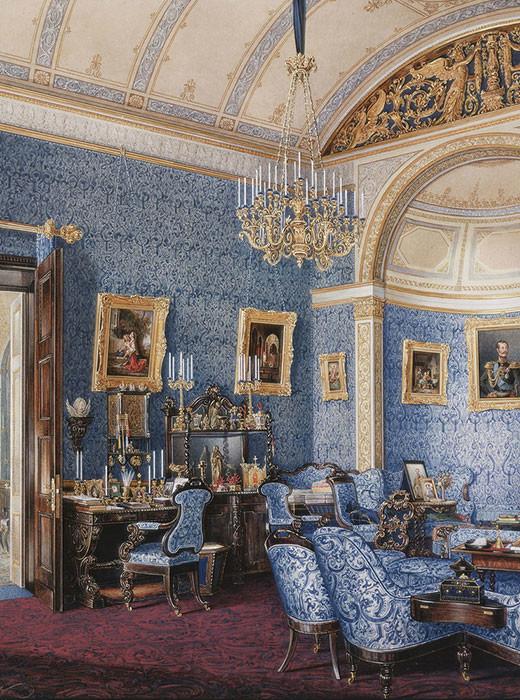 Aposentos de la gran duquesa María Alexándrovna.