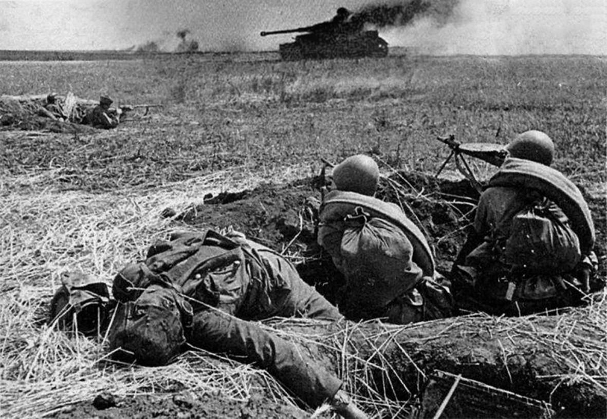 Битка се водила за сваки комад земље око Курска