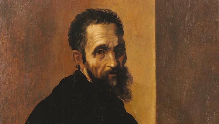 Retrato de Michelangelo pintado por Jacopino del Conte https://it.wikipedia.org/wiki/Iacopino_del_Conte