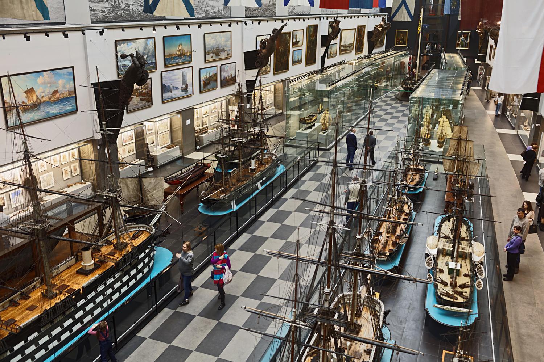 Museum Angkatan Laut Pusat.