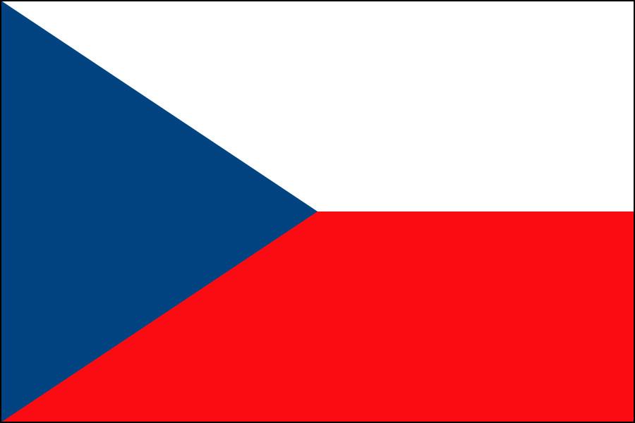 チェコ国旗