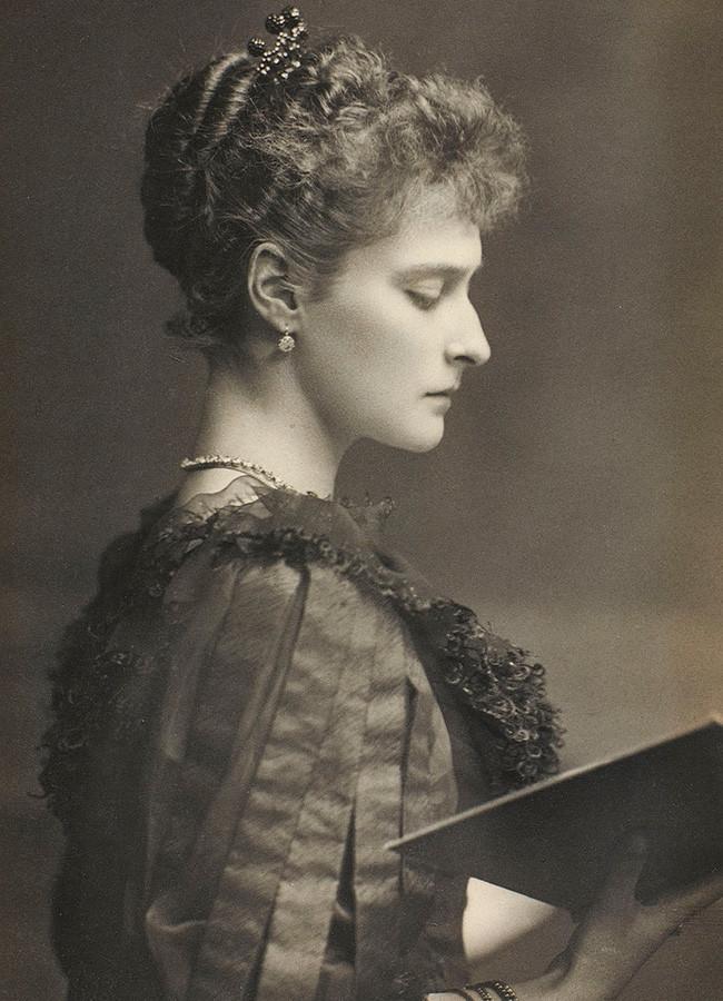 Feodorovna Romanova, 1894