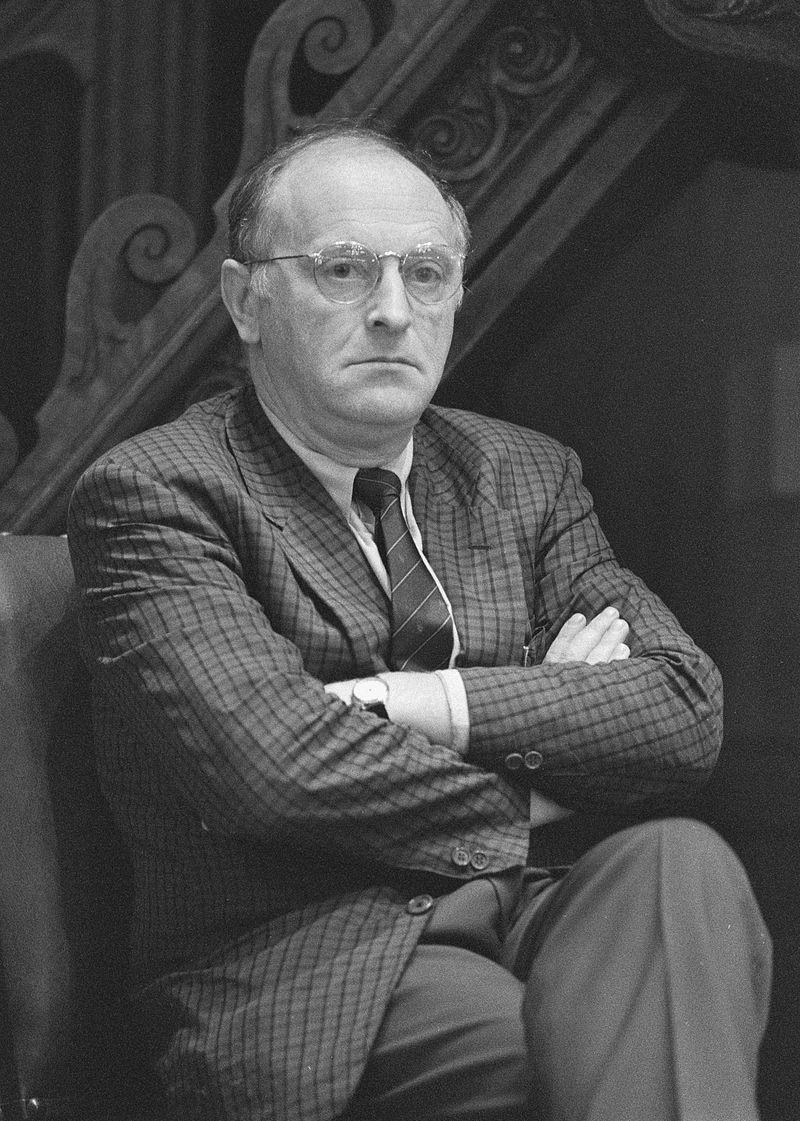 Joseph Brodsky en 1988.