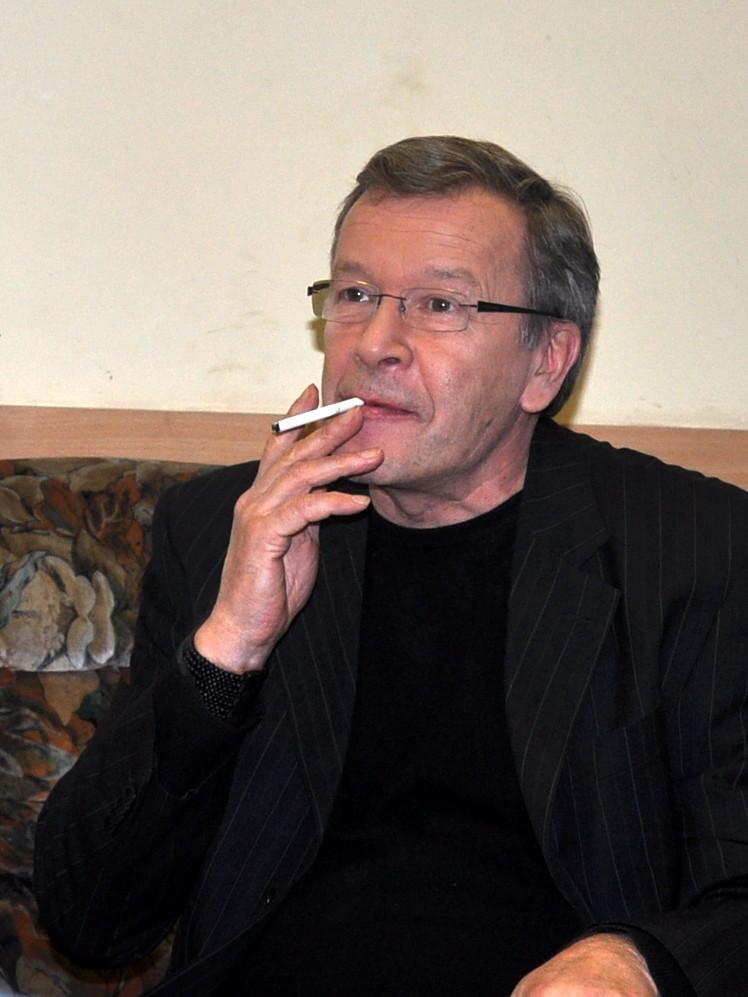 Víktor Yeroféiev en 2009.