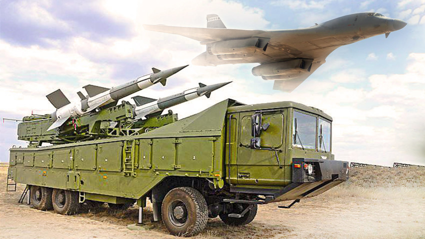 "Ракетна система за ПВО ""Печора-2М"""