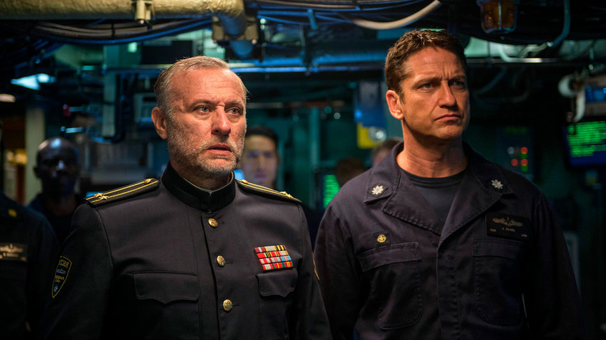 8 hollywood movies about russian nuclear submarines