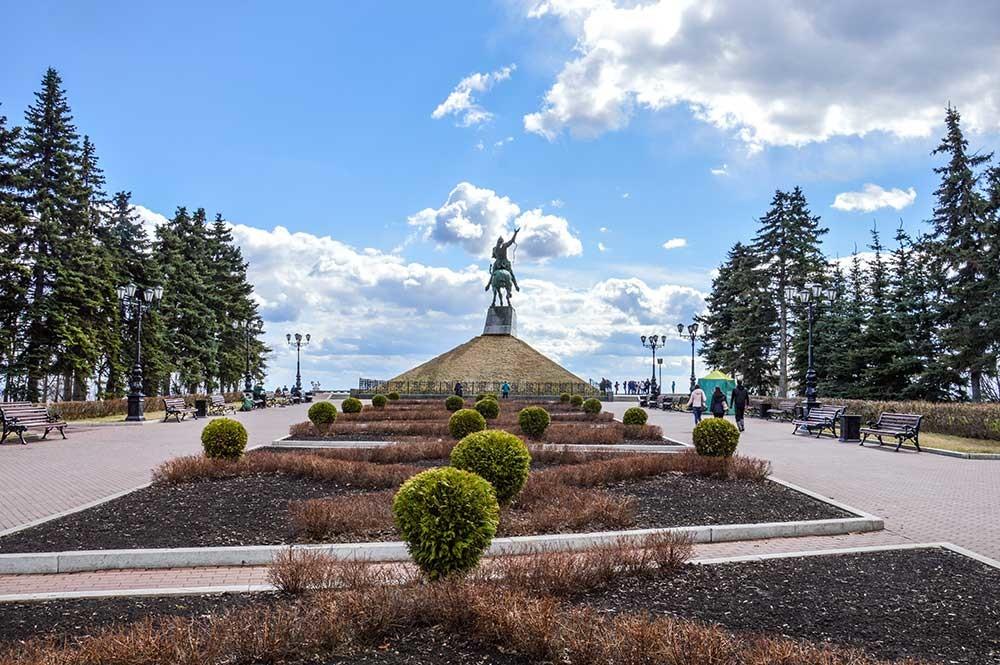 Taman Salawat Yulayev.