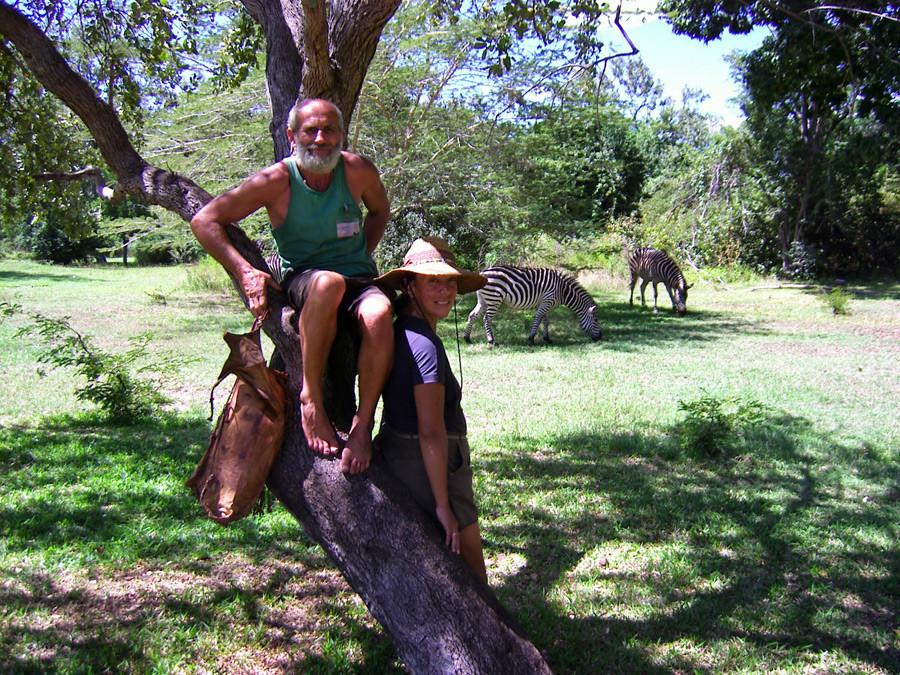В Замбии