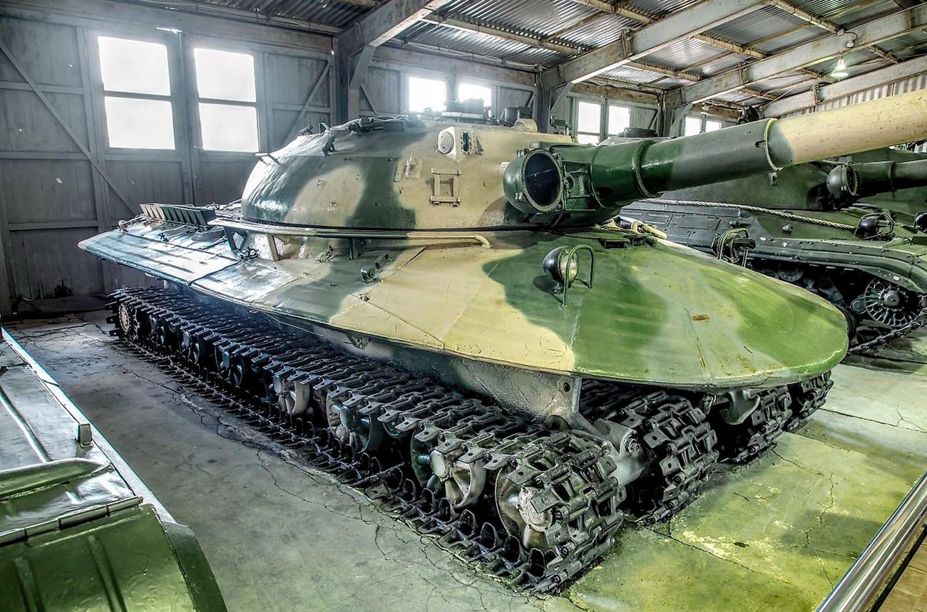 クビンカ戦車博物館に展示されているオブエクト279