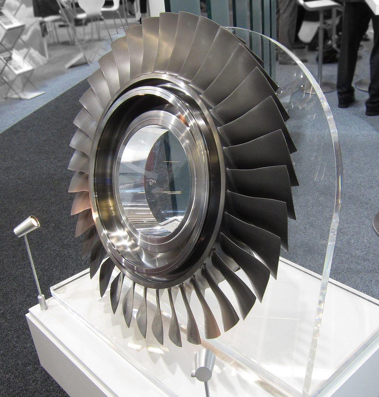 Primer kompresorskega bliska