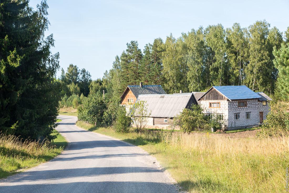エストニアの村「セスニキ」