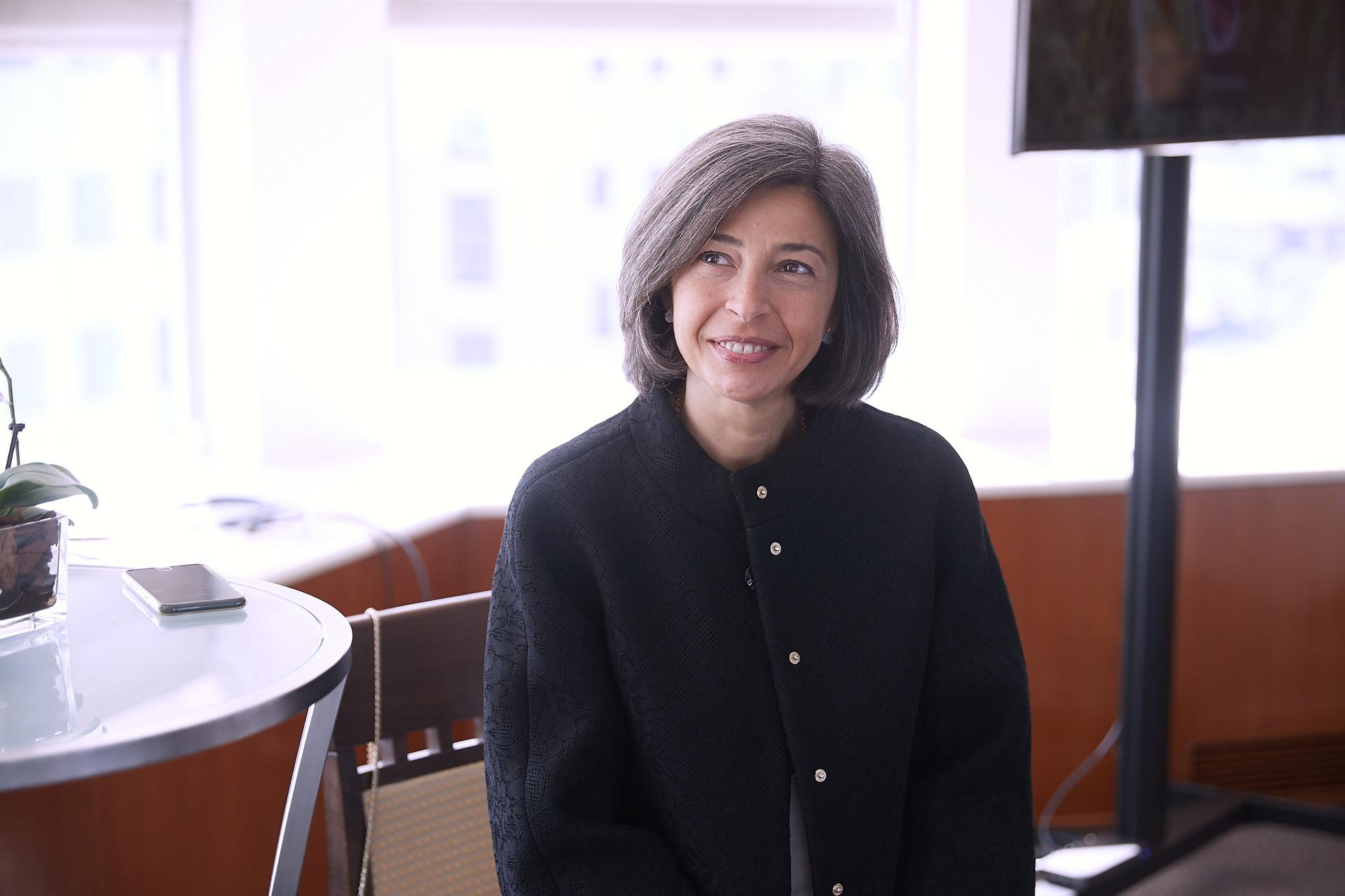 Lucia Boscaini, Brand and Heritage Curator della Maison Bulgari