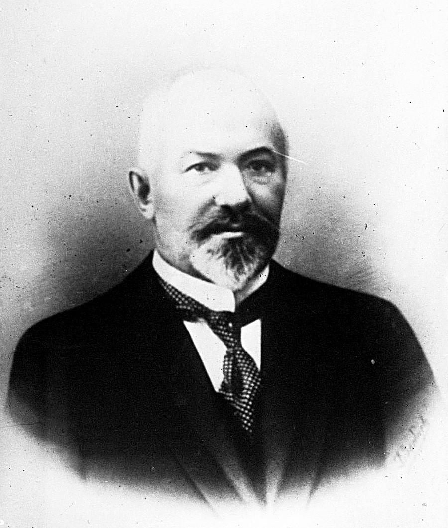 Iván Shcheglovítov fue el último presidente de la Cámara Alta del parlamento imperial.