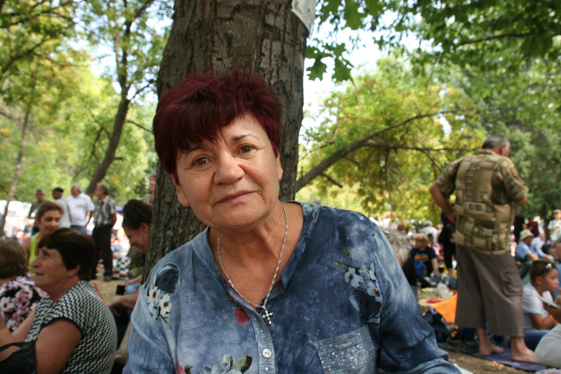 Недка Хотинова - гост на тазгодишния национален събор на НД