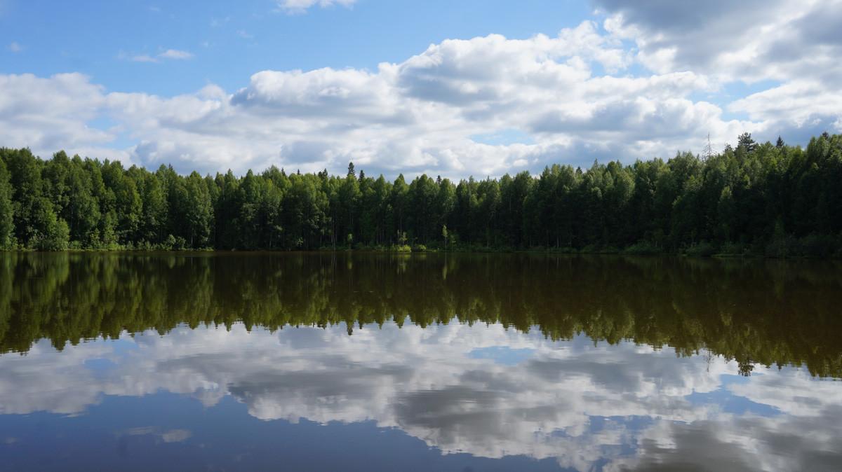 Shaitan Lake