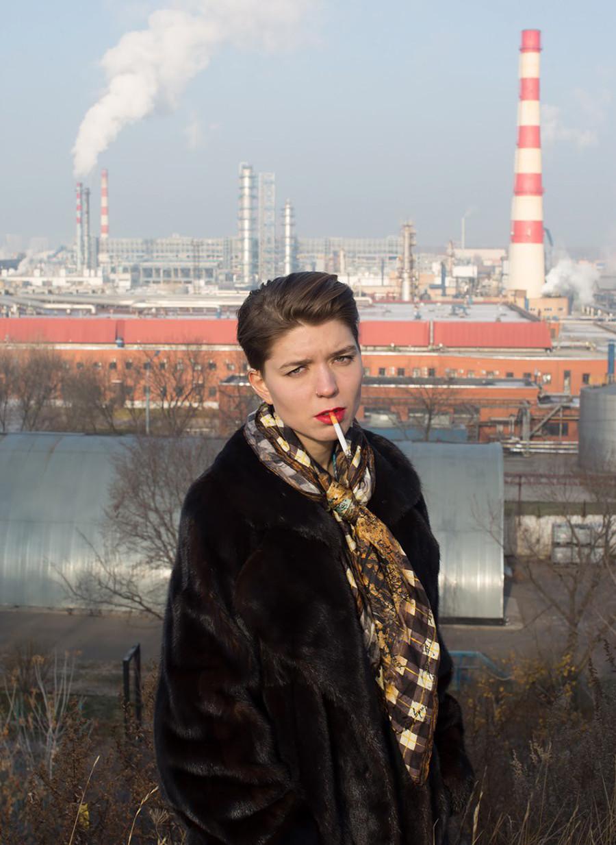 Anna Ayrapetova of 'Ne Tvoye Delo'
