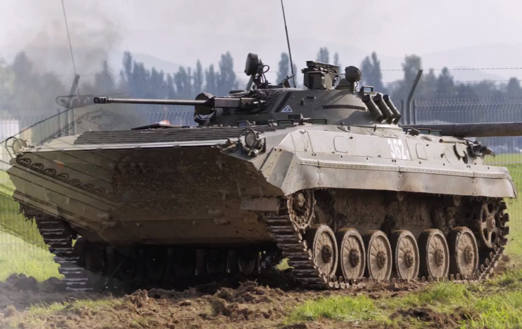 Osnovna verzija BMP-2