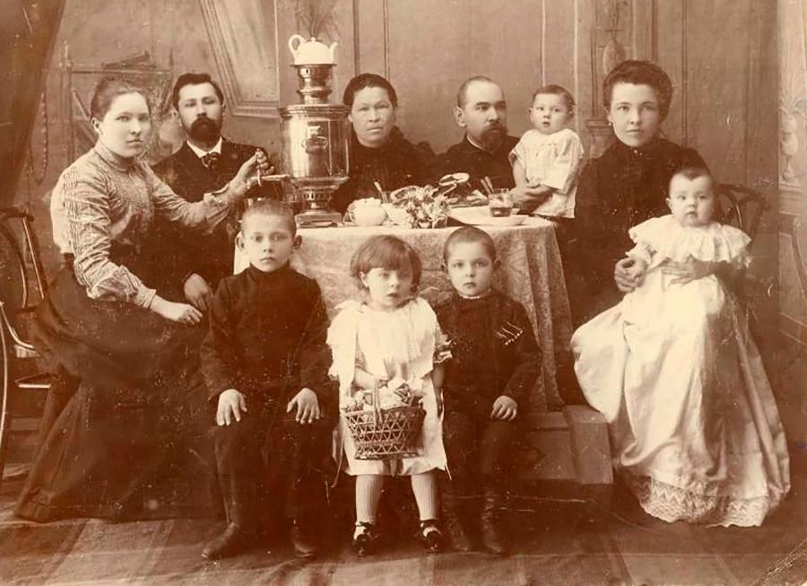 市民の家族