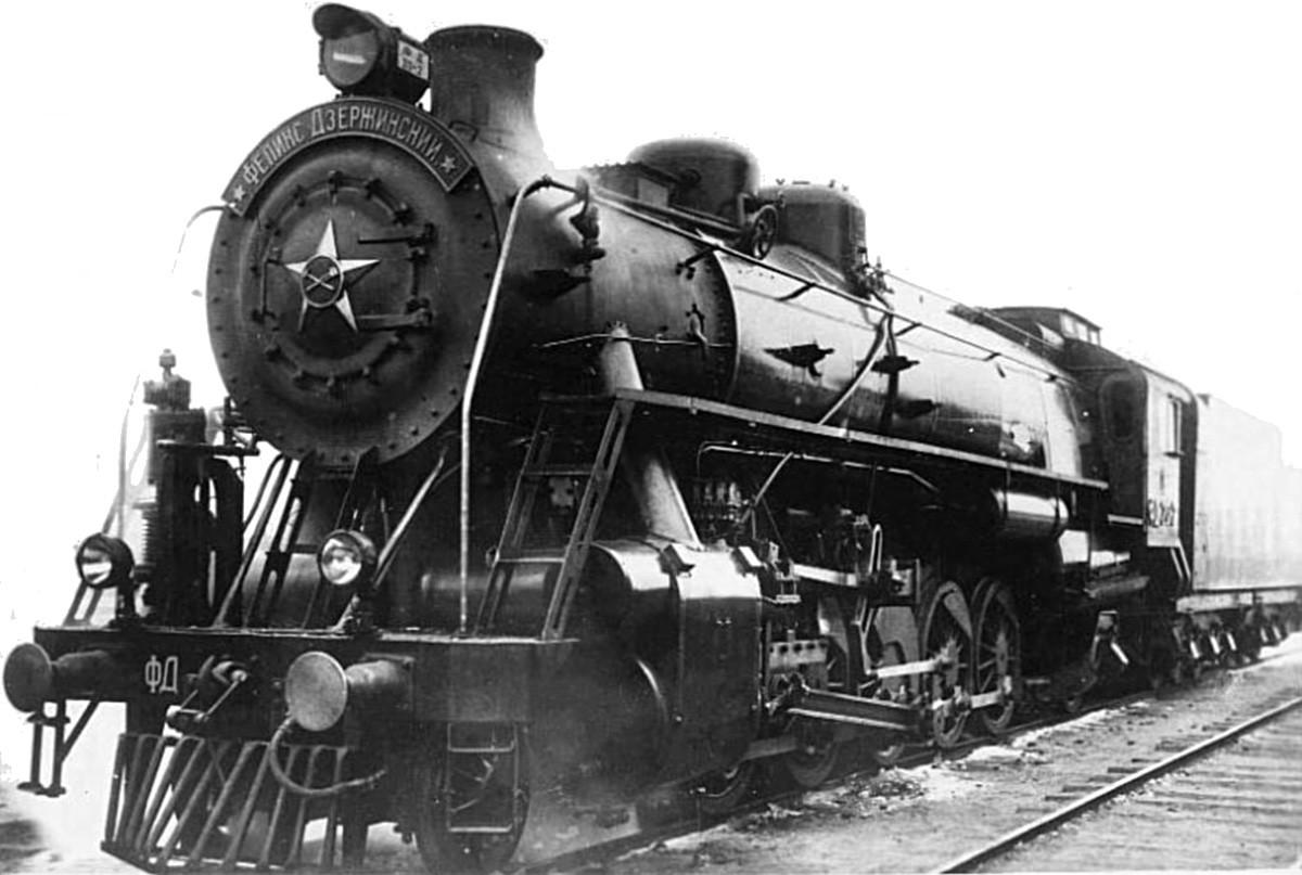 Parna lokomotiva FD20-2