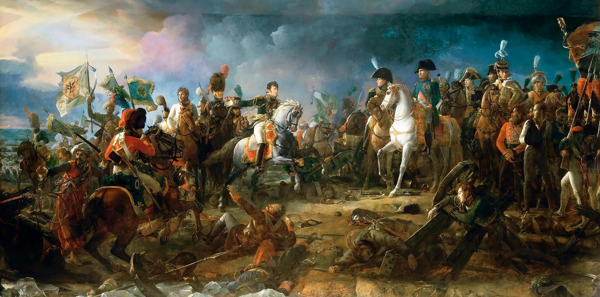 Битка код Аустерлица, 2. децембар 1805.