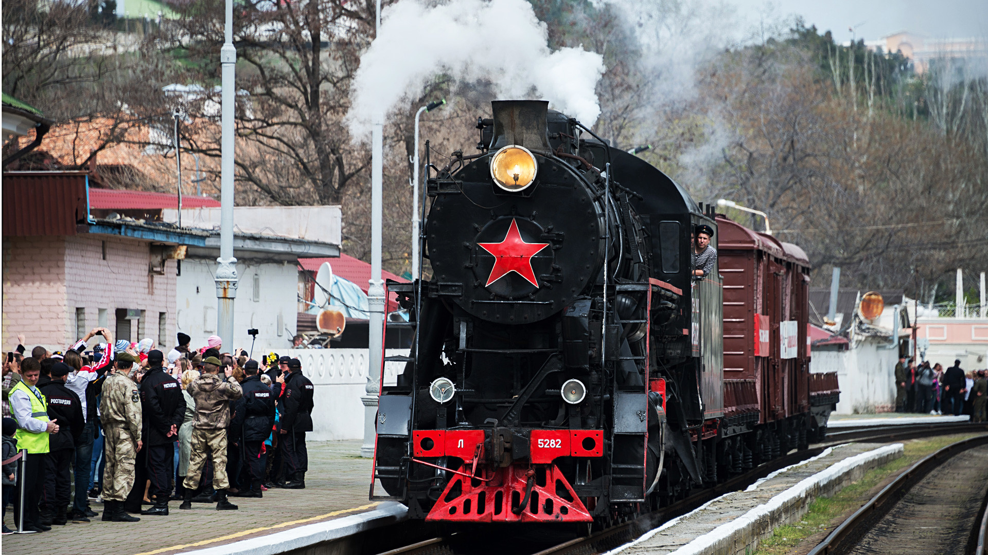 8 of russia s strongest fastest and biggest steam locomotives