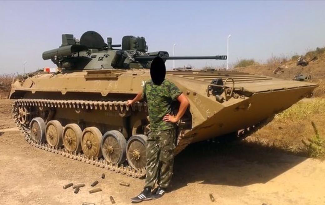 Testiranje BMP-2M s kupolo Berežok