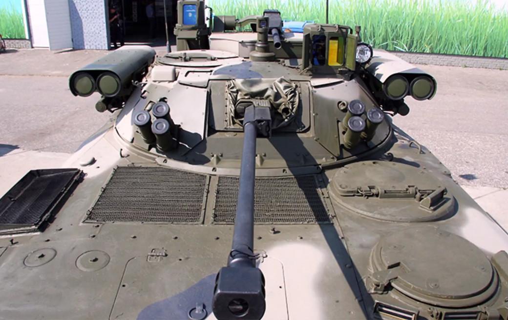 BMP-2M Berežok
