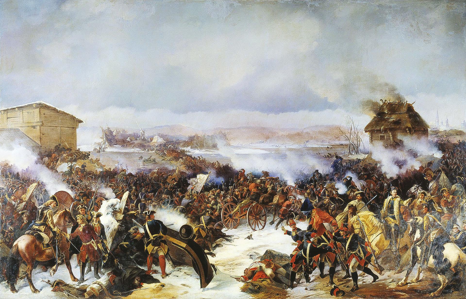 Битката кај Нарва 1700 година