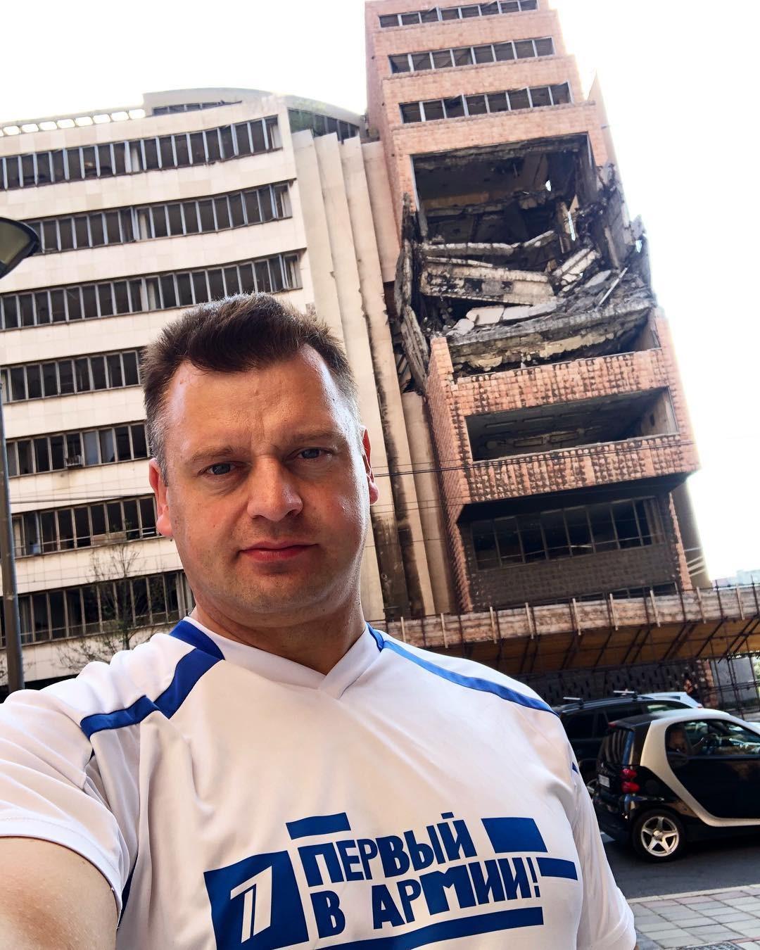 """А. Муромски: """"Београд се и данас с болом у души сећа 'демократских' бомби Европе и САД..."""""""