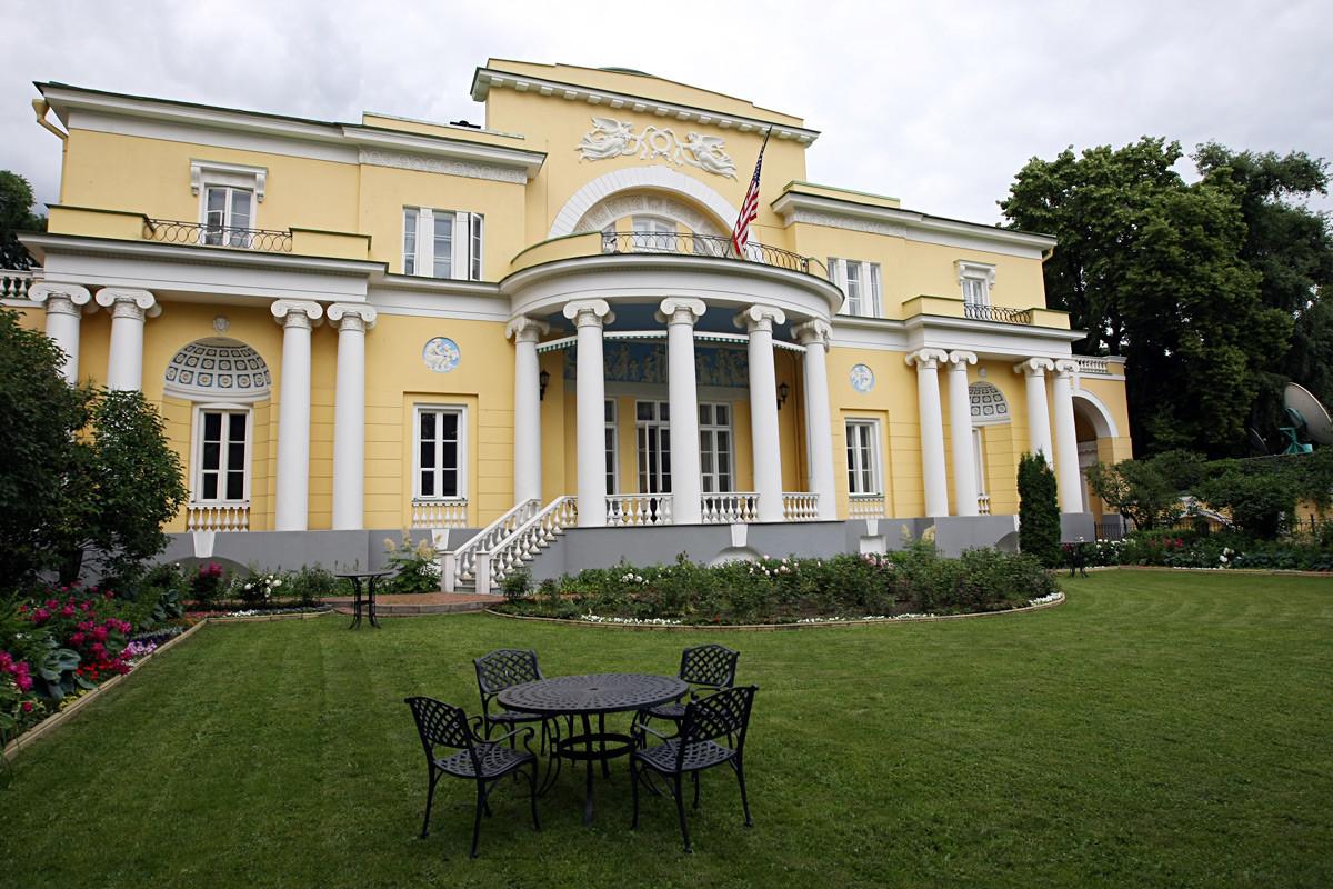 Ameriška ambasada v Moskvi