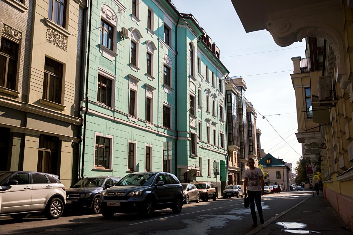 Bolshoy Afanasyevsky Lane