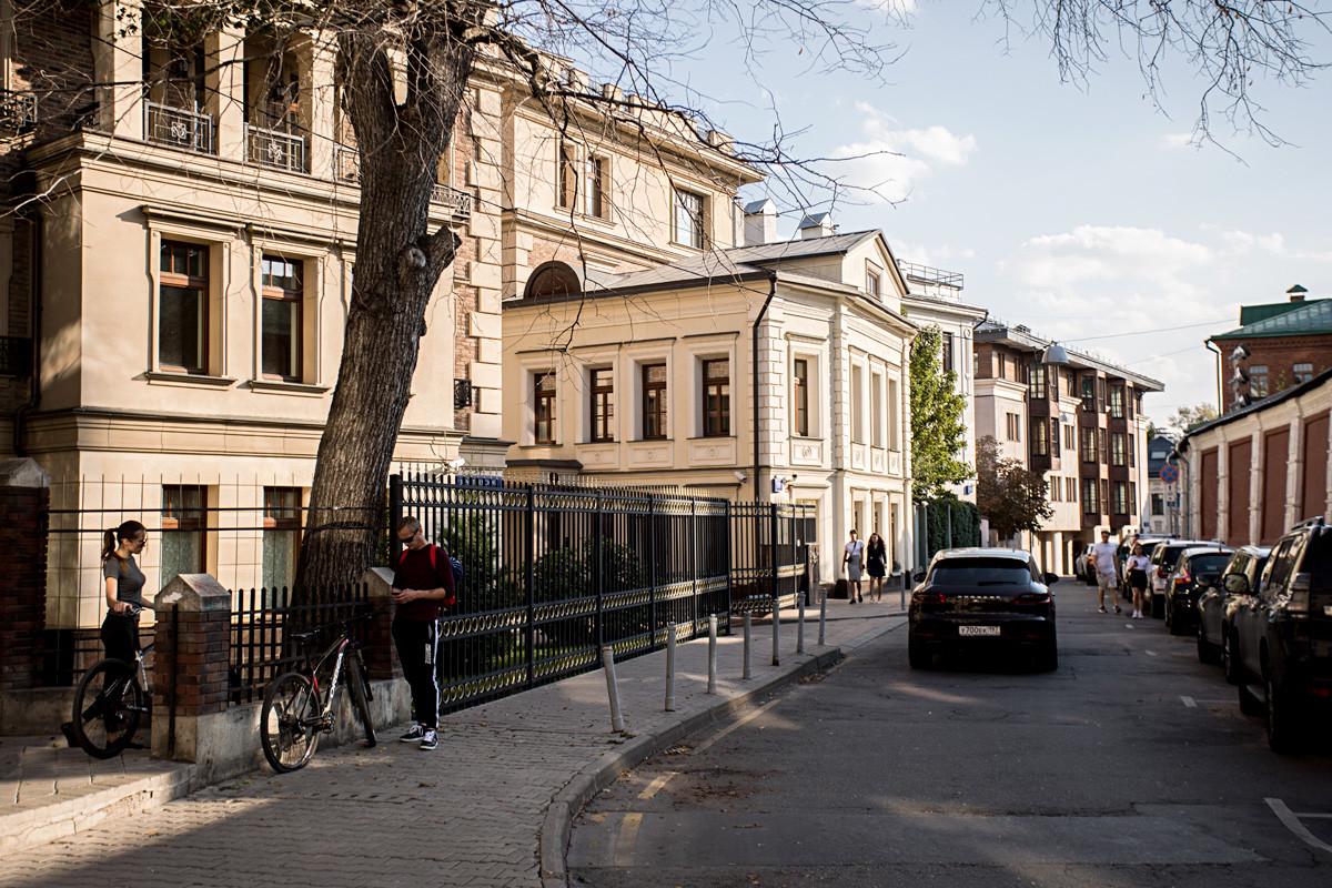 ザチャチエフスキー横丁