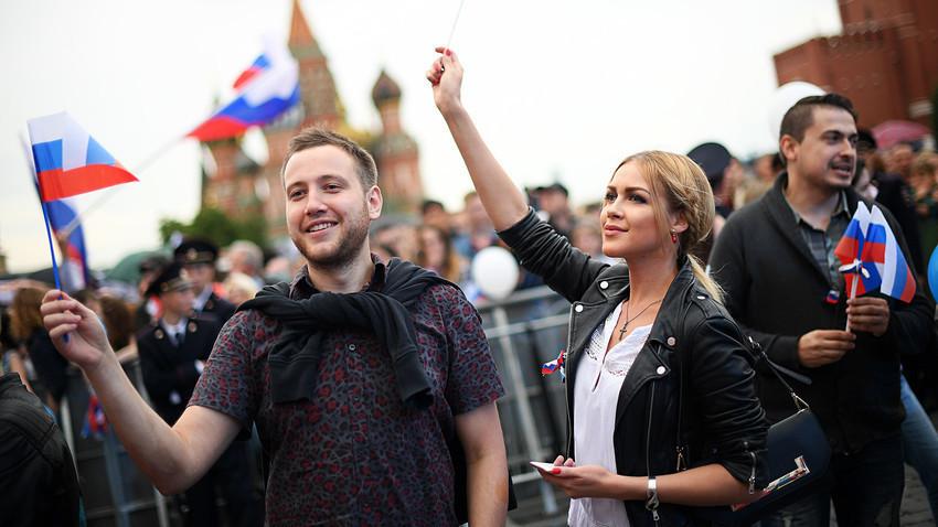 Figli e famiglia  il 70% dei russi si dice felice - Russia Beyond ... 33b85703ab