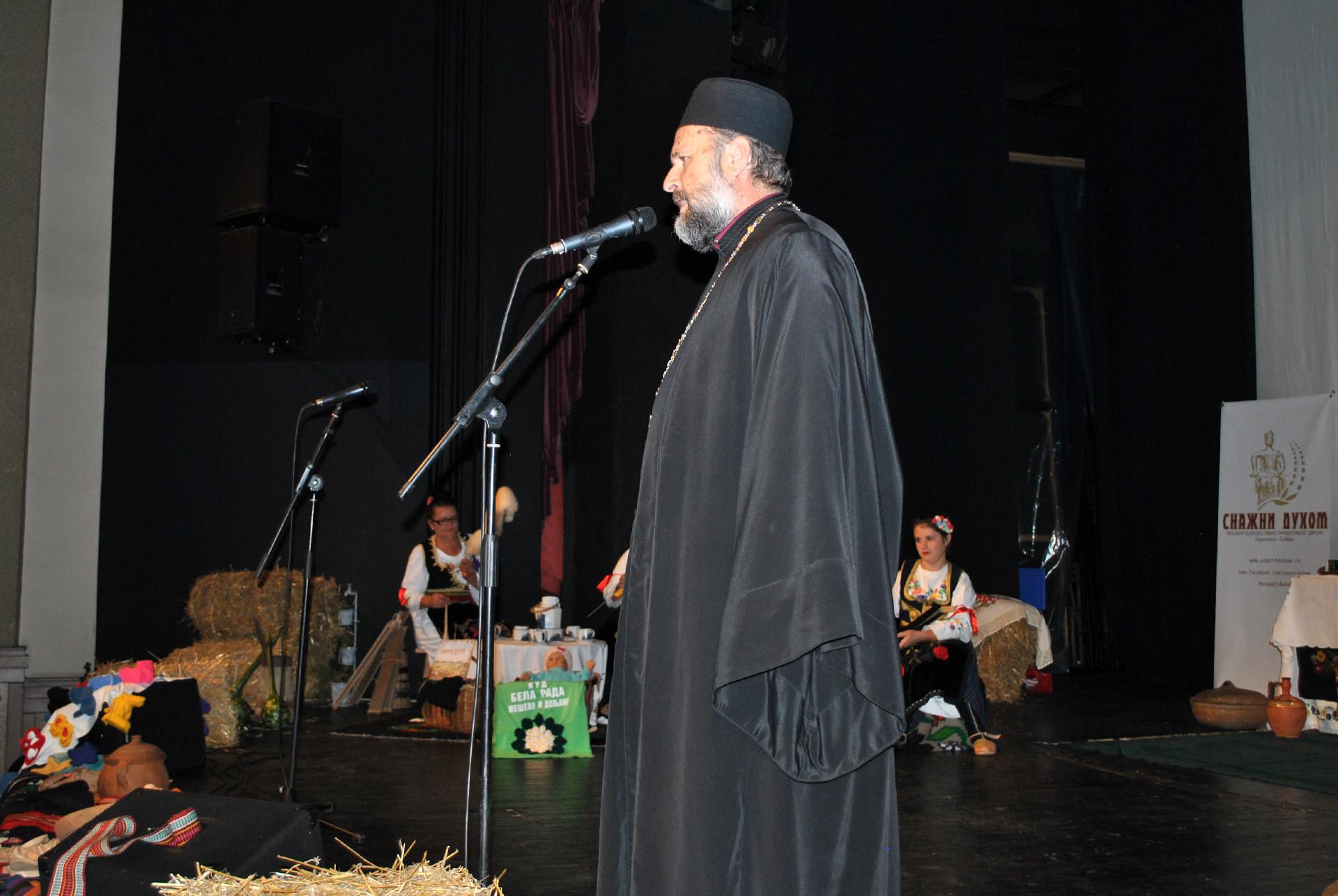 Протојереј-ставрофор Драги Вешковац