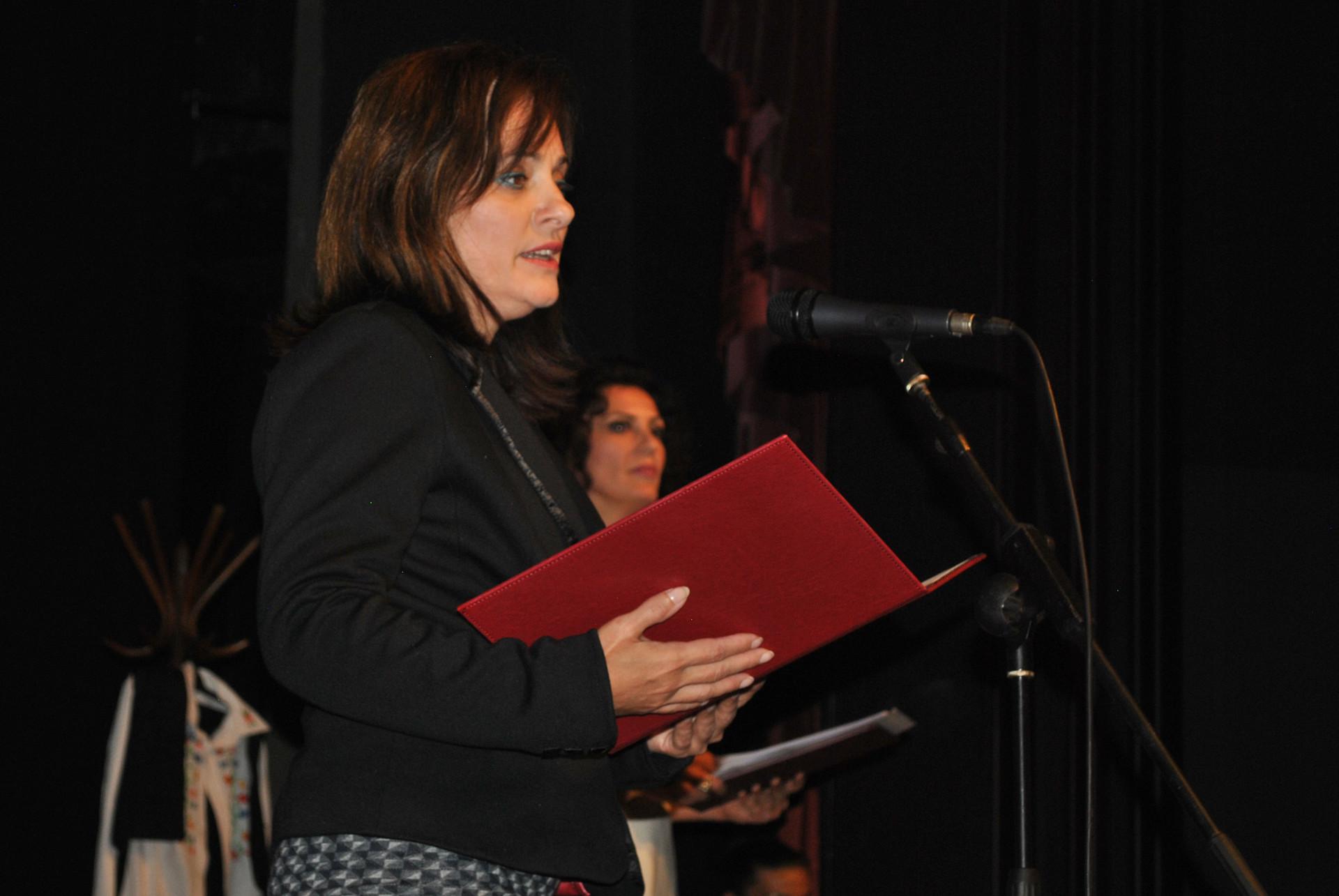 Јасмина Палуровић, градоначелник Крушевца
