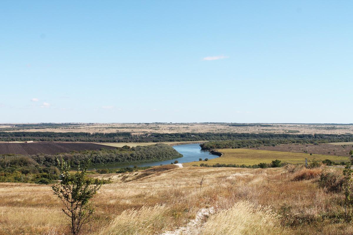 Kostenki panorama.