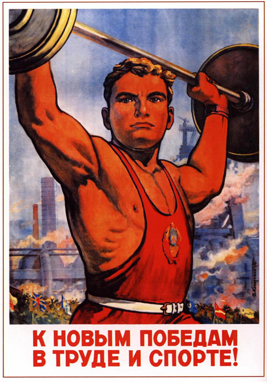3. ¡A por nuevos logros en el trabajo y el deporte!