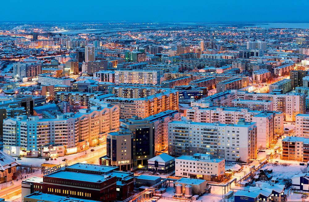 Панорама на Јакутск