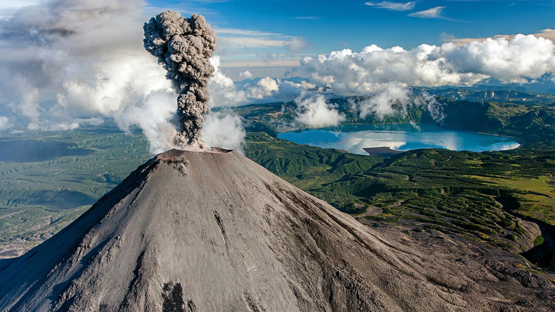 Gunung Merapi russia