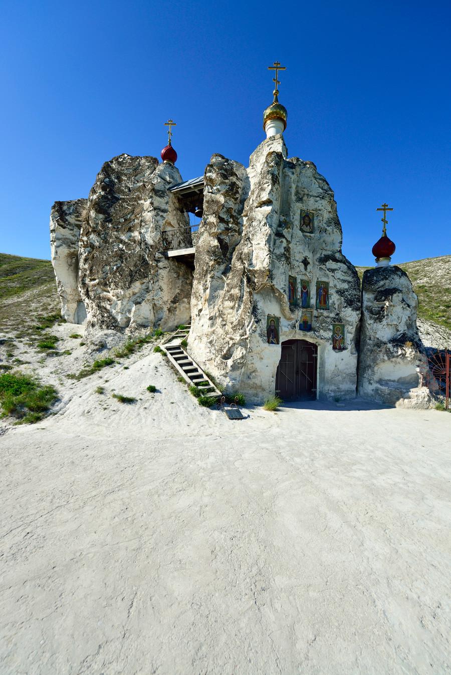 Uma das igrejas de Divnogorie