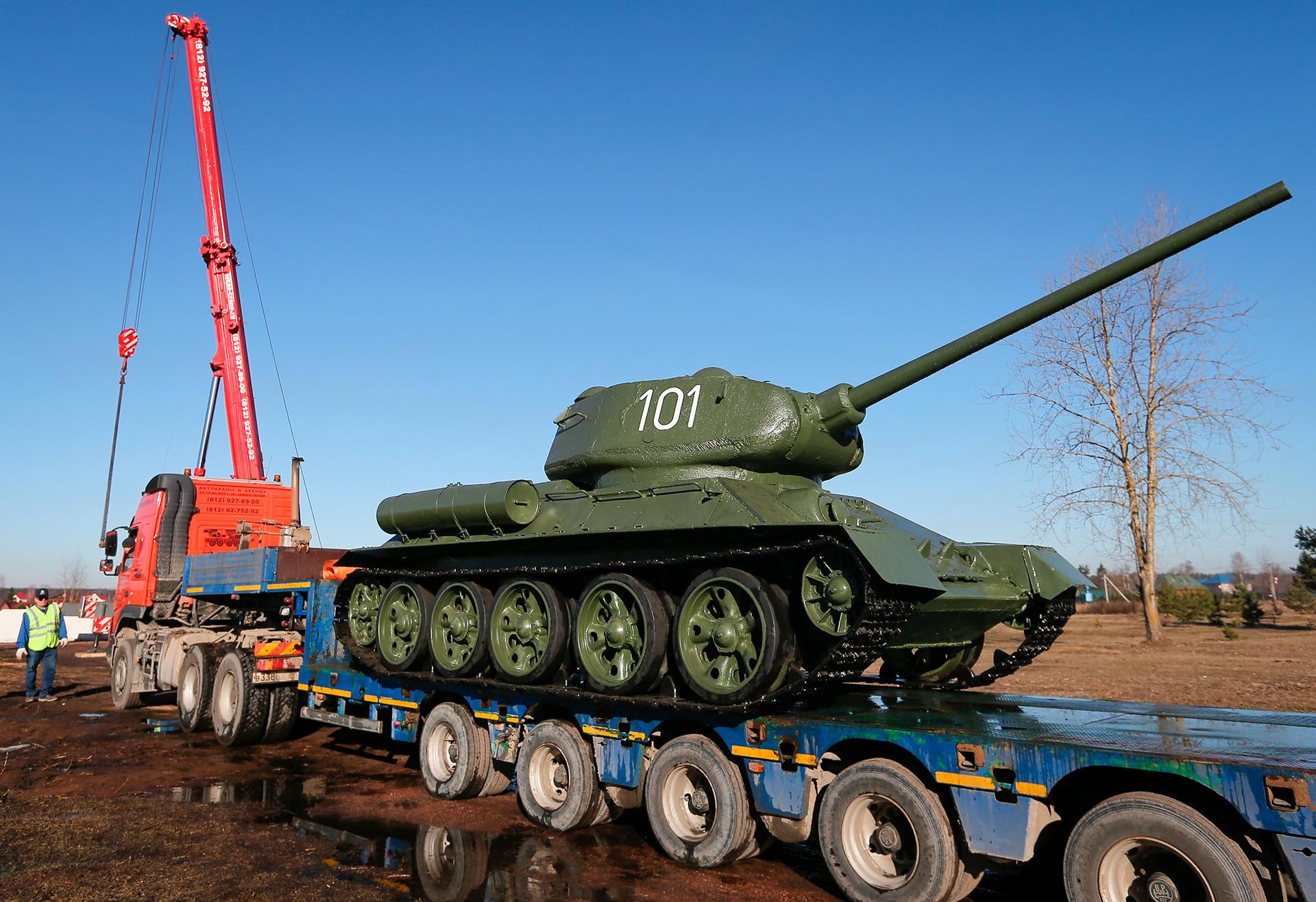 戦車T-34