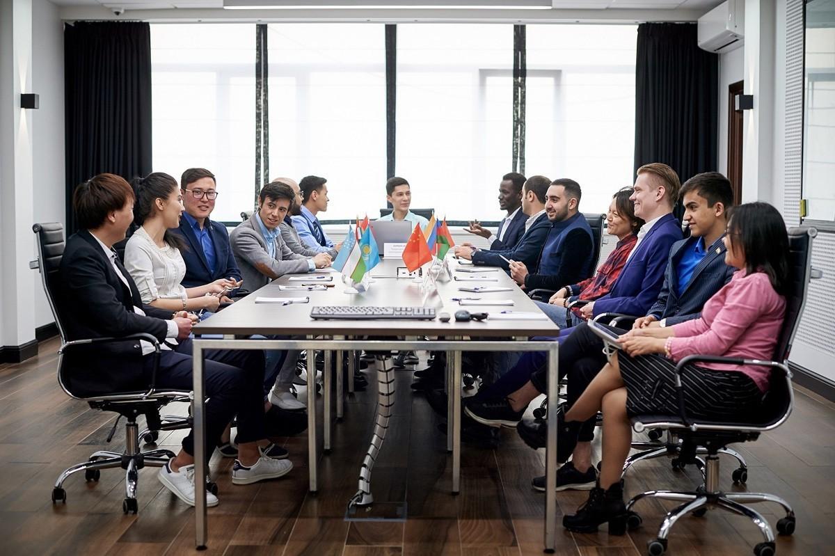 Srečanje odbora Zveze tujih študentov