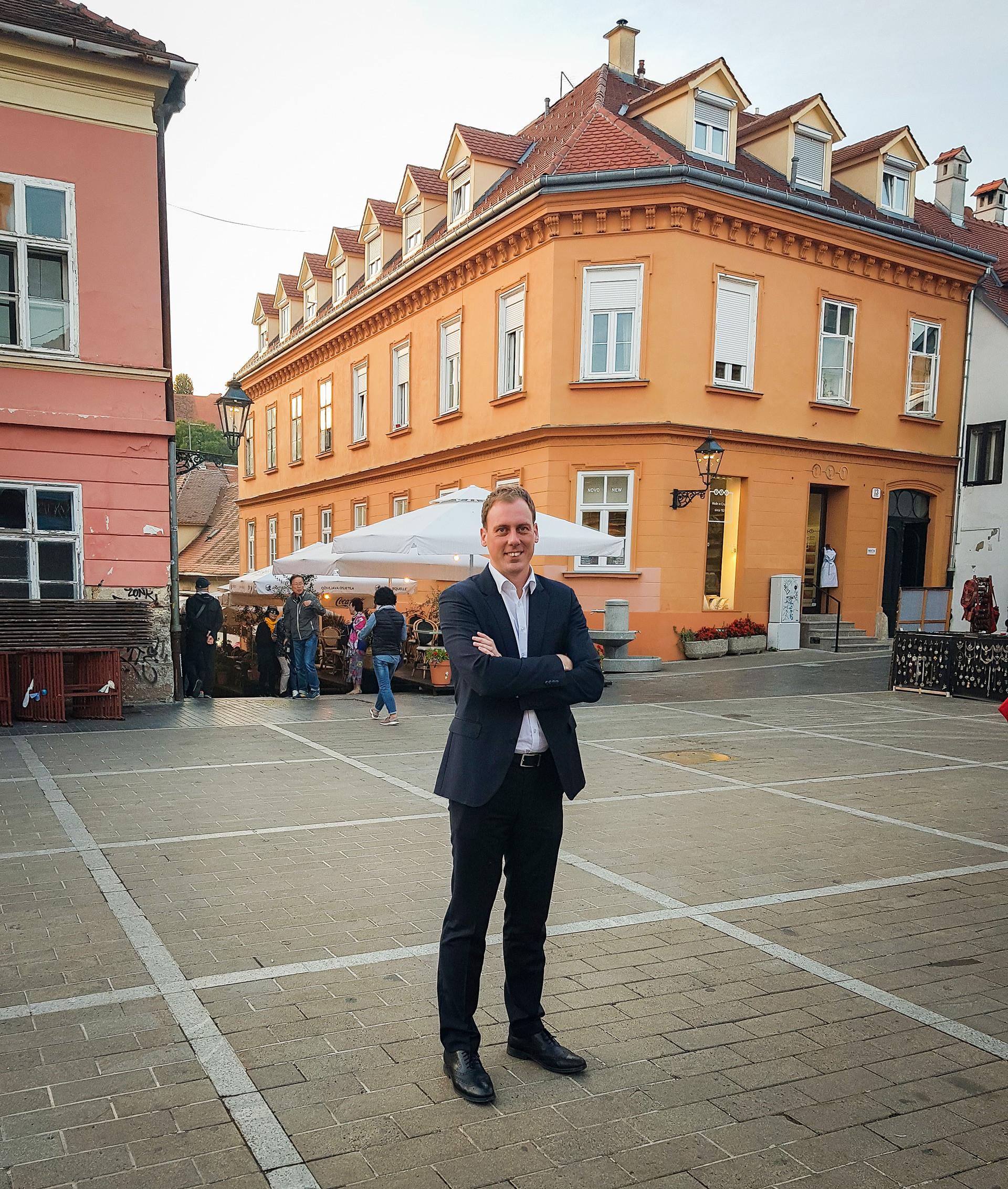 Dmitry Maltsev, prvi tajnik veleposlanstva Ruske Federacije u Hrvatskoj